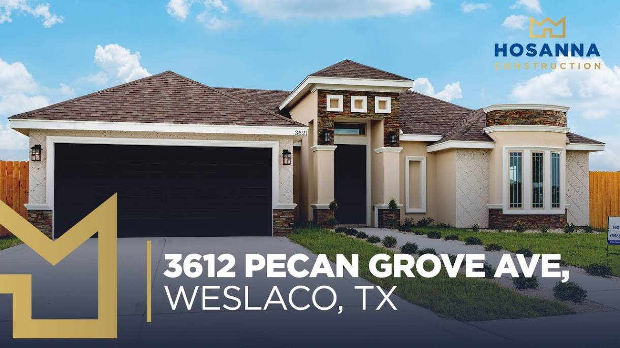 Pecan Grove Video Tour thumbnail